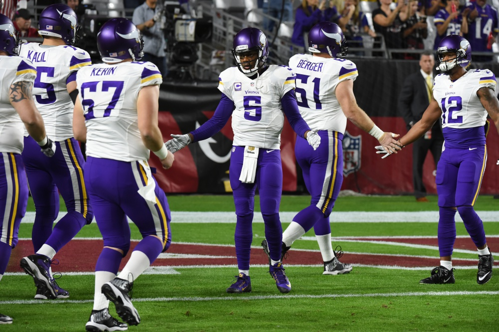 Teddy Bridgewater & Minnesota Vikings