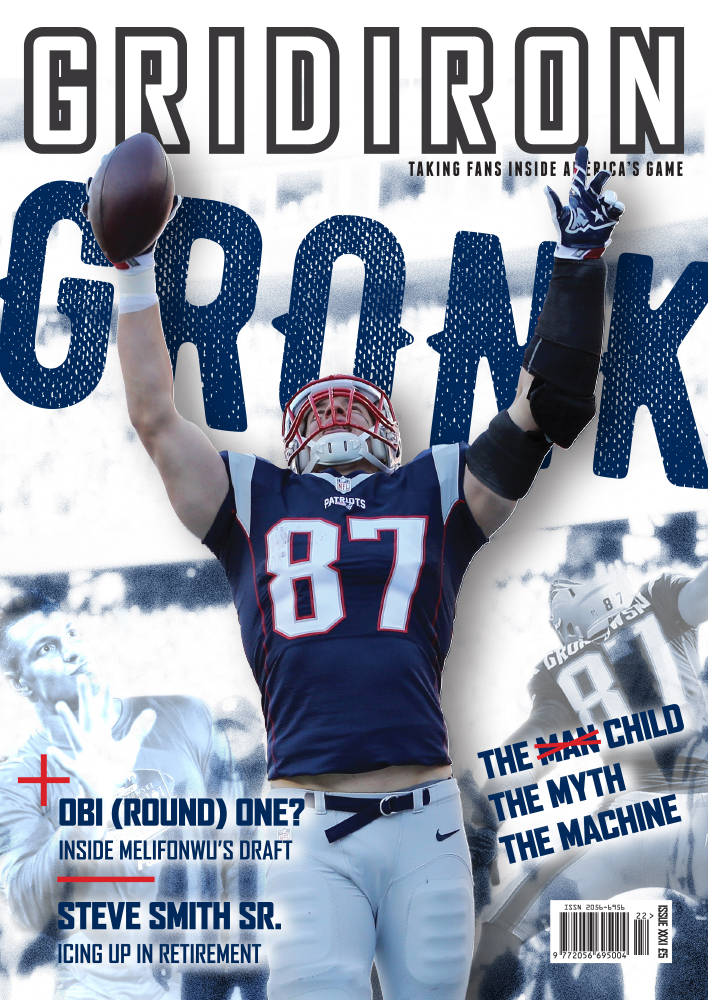 Latest Gridiron cover