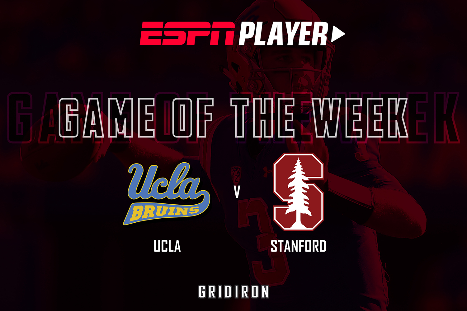 Game Of The Week Ucla Stanford Gridiron Magazine