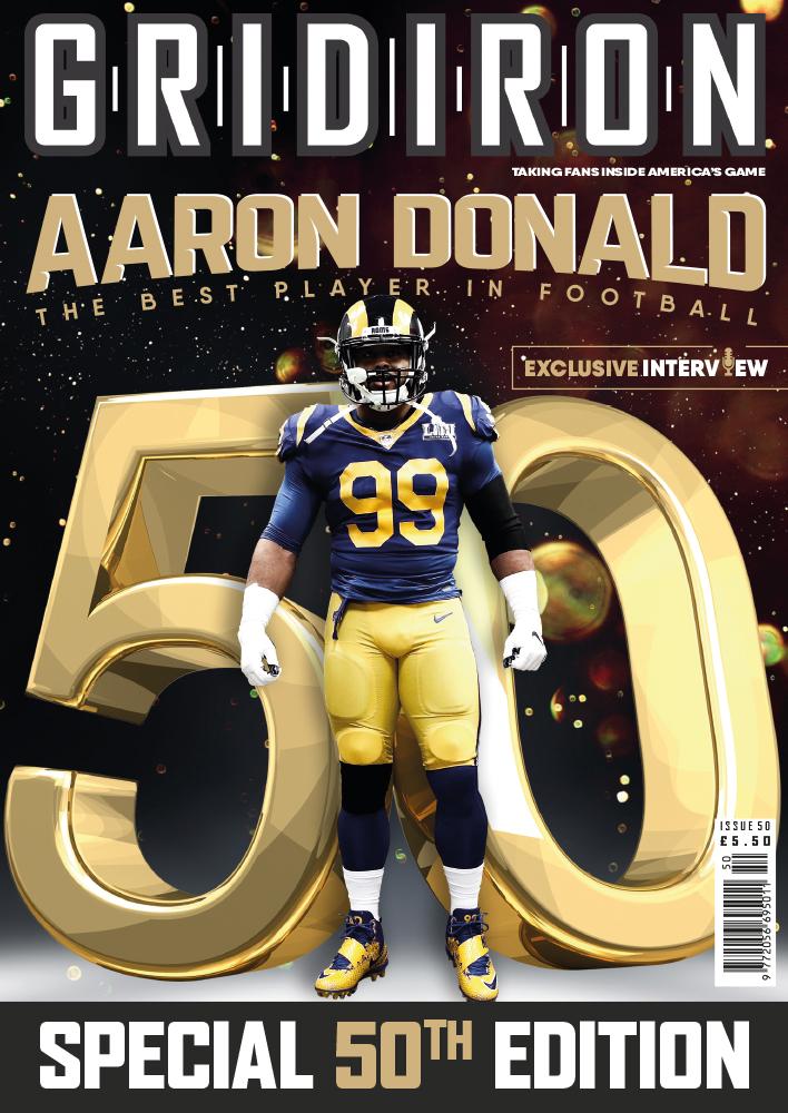 Gridiron Magazine 2019