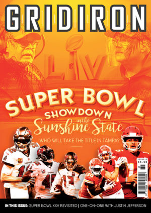 Gridiron Monthly Print Issues