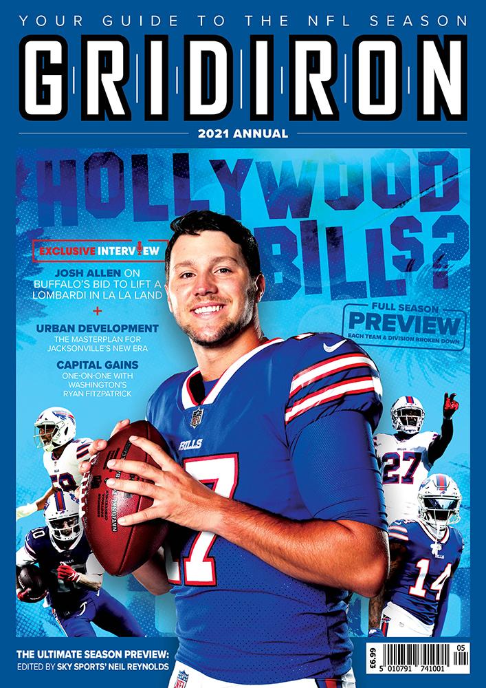 Gridiron Magazine 2020